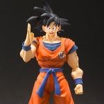 เปิดรับPreorder มีค่ามัดจำ 300 บาท SS.H.Figuarts Son Goku -The Saiyan Grew Up on Earth- (PVC Figure)