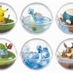 🔔🔔เปิดรับPreorder มีค่ามัดจำ500 บาท Pokemon Terrarium Colection 1 ยกเซ็ต ( 1เซ็ตได้ครบ 6 แบบ)