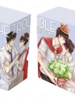 BOXSET THE TROUBLE ตัวปัญหา [ดีเดย์ x บอส] เล่ม 1-4