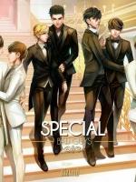 [Pre-order] รักร้ายผู้ชายสายโหด Special bad guys *จัดส่ง เม.ย.61*