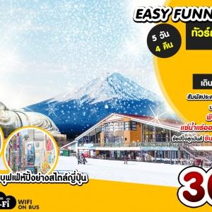 EASY FUNNY SNOW IN TOKYO 5D4N (XW) DEC'17
