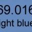 mecha vallejo 69. 016 light blue 17 ml.