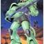(เหลือ 1 ชิ้น รอเมล์ฉบับที่2 ยืนยัน ก่อนโอน) HG1/100 MS-06 Zaku II (Gundam Model Kits)