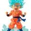 (มี1รอเมลฉับที่2 ยืนยันก่อนโอน) โงกุน ผมฟ้าเขียว เสื้อส้ม gasha dragon ball 07