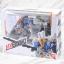 (เหลือ 1 ชิ้น รอเมล์ฉบับที่2 ยืนยัน ก่อนโอน) Nxedge Style [MS UNIT] Ex-S Gundam (Completed) 4500yen
