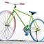 จักรยานฟิกเกียร์ FIX GEAR PGBB thumbnail 4