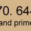 vallejo 70. 644 sand primer 17 ml.
