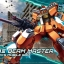 HGBD1/144 GM III Beam Master (Gundam Model Kits) 1800 yen