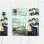 รักคนละสี + mini + โปสการ์ด + ที่คั่น By SevenCats *พร้อมส่ง thumbnail 2