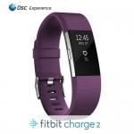 Fitbit Charge 2 Plum Large รับประกันศูนย์ 1 ปี