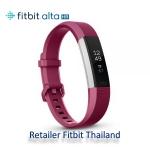 Fitbit Alta,HR Fuchsia Small รับประกันศูนย์ 1 ปี