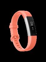 Fitbit Alta,HR Coral Lagre รับประกันศูนย์ 1 ปี