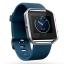 Fitbit Blaze, Blue, Silver, Small thumbnail 1