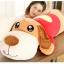 ตุ๊กตาสุนัข หมอนข้าง เสื้อสีแดงลายหัวใจ ขนา่ด 1.2 m. ***Pre-Order thumbnail 2