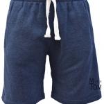 กางเกงกีฬาขาสั้นเทรนนิ่ง สียีนส์-เข้ม Size S