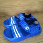 รองเท้ายางรัดสั้น สีน้ำเงิน