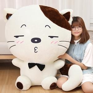 ตุ๊กตาแมว สีขาว ขนาด 70 cm. (PRE-ORDER)