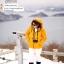 เสื้อกันหนาว SNOWVY : (สีชมพูเข้ม) ทรงขนเป็ดเข้ารูป แขนยาวถึงมือ -15c เอาอยู่ thumbnail 99