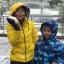 เสื้อกันหนาว SNOWVY : (สีชมพูเข้ม) ทรงขนเป็ดเข้ารูป แขนยาวถึงมือ -15c เอาอยู่ thumbnail 64