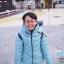 เสื้อกันหนาว SNOWVY : (สีชมพูเข้ม) ทรงขนเป็ดเข้ารูป แขนยาวถึงมือ -15c เอาอยู่ thumbnail 95