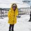 เสื้อกันหนาว SNOWVY : (สีชมพูเข้ม) ทรงขนเป็ดเข้ารูป แขนยาวถึงมือ -15c เอาอยู่ thumbnail 105