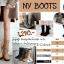 NY BOOT (รองเท้าบูทกันหนาว) thumbnail 6