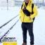 เสื้อกันหนาว SNOWVY : (สีชมพูเข้ม) ทรงขนเป็ดเข้ารูป แขนยาวถึงมือ -15c เอาอยู่ thumbnail 102