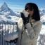 เสื้อกันหนาว SNOWVY : (สีชมพูเข้ม) ทรงขนเป็ดเข้ารูป แขนยาวถึงมือ -15c เอาอยู่ thumbnail 67