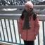 เสื้อกันหนาว SNOWVY : (สีชมพูเข้ม) ทรงขนเป็ดเข้ารูป แขนยาวถึงมือ -15c เอาอยู่ thumbnail 78