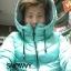 เสื้อกันหนาว SNOWVY : (สีชมพูเข้ม) ทรงขนเป็ดเข้ารูป แขนยาวถึงมือ -15c เอาอยู่ thumbnail 93