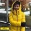 เสื้อกันหนาว SNOWVY : (สีชมพูเข้ม) ทรงขนเป็ดเข้ารูป แขนยาวถึงมือ -15c เอาอยู่ thumbnail 140