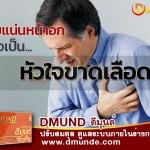 ดีมุนด์ ( dmund ) เสนอเรื่อง หัวใจขาดเลือด