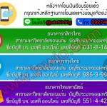 กองบัญชาการกองทัพไทย เปิดสอบคัดเลือกบุคคลพลเรือนเข้ารับราชการ 137 อัตรา หน่วยงาน : กองบัญชาการกองทัพไทย