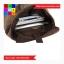 กระเป๋าเป้เดินทาง ทรงกระบอก ผ้าแคนวาส thumbnail 6