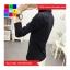 เสื้อแฟชั่น คอปีน แขนยาว สีพื้น thumbnail 15
