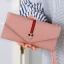 กระเป๋าสตางค์ 2 พับซิปหหลัง พร้อมสายคล้องมือเก๋ๆ thumbnail 8