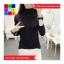 เสื้อแฟชั่น คอปีน แขนยาว สีพื้น thumbnail 10