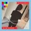 เสื้อคลุม แขนยาว ผ้า Poly Ester แต่งแถบ สีดำ thumbnail 8