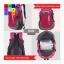 กระเป๋าเดินทาง กระเป๋าเป้ สะพาย CHANSIN ขนาดจุสัมภาระ 28 ลิตร thumbnail 12