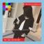 เสื้อคลุม แขนยาว ผ้า Poly Ester แต่งแถบ สีดำ thumbnail 5