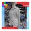 เสื้อคลุม แขนยาว ผ้าฝ้าย มีฮูด สีเทา thumbnail 6