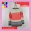 เสื้อกันหนาว แขนยาว ผ้าไหมพรมสเวตเตอร์ สีชมพู thumbnail 9