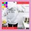 เสื้อคลุมแฟชั่น มีฮูด แขนยาว ผ้าร่ม ลาย Smile thumbnail 5
