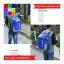 กระเป๋าเดินทาง กระเป๋าเป้ สะพาย CHANSIN ขนาดจุสัมภาระ 28 ลิตร thumbnail 7