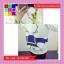 เสื้อแฟชั่น คอกลม แขนยาว บุกันหนาว ลายโดนัล สีขาว thumbnail 3
