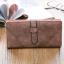 กระเป๋าสตางค์ใบยาว 2 พับ ซิปรอบ thumbnail 4