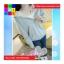 เสื้อคลุม แขนยาว ผ้าฝ้าย มีฮูด สีเทา thumbnail 2