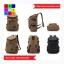 กระเป๋าเป้สะพายหลัง ผ้าแคนวาส thumbnail 7