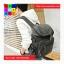กระเป๋าเป้สะพายหลัง ผ้าแคนวาส thumbnail 2