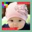 หมวกเด็กอ่อนเกาหลี ลายจักรยานติดปีก สำหรับเด็กวัย 3 - 24 เดือน thumbnail 6